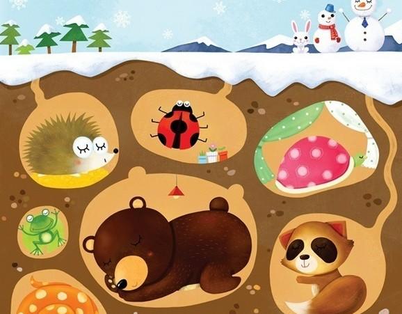 动物为什么要冬眠 哪些动物要冬眠