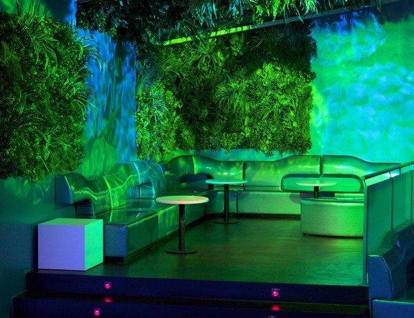 潜入深蓝 奇幻海底世界酒吧装修设计