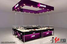 威客服务:[16311] 珠宝展柜