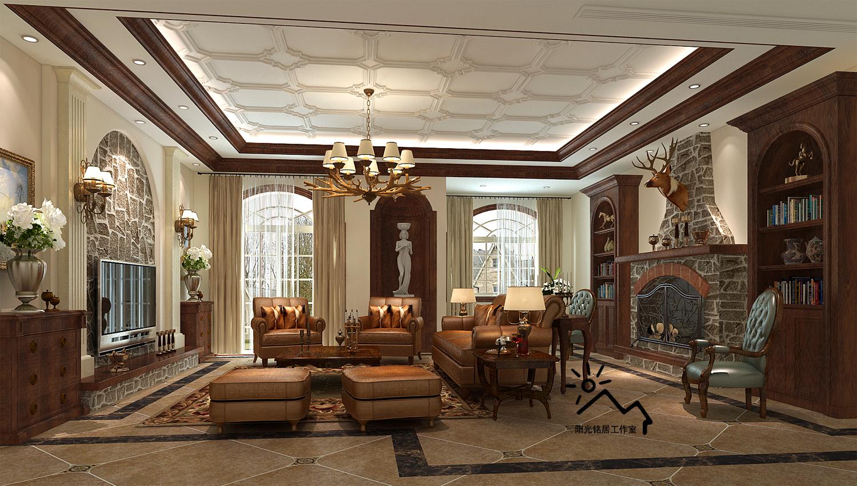 美式风格家居设计_阳光铭居工作室服务列表