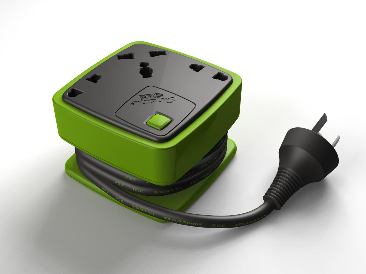插座设计/电器外观设计