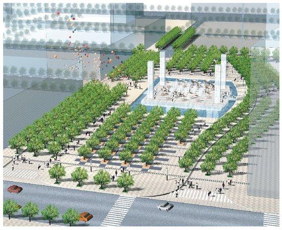 城市商务区规划设计的特点 CBD规划设计的特点