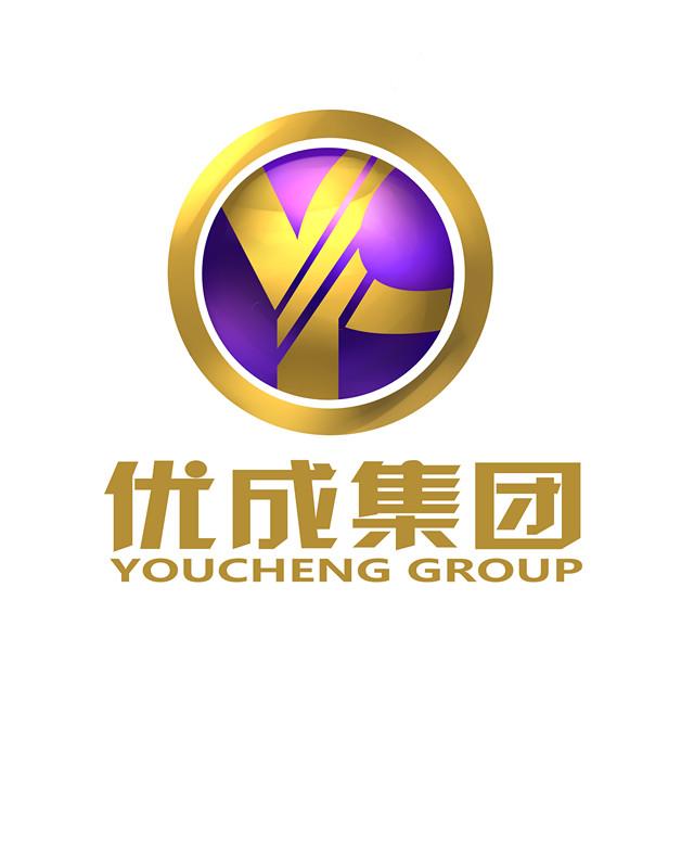 优成集团logo设计