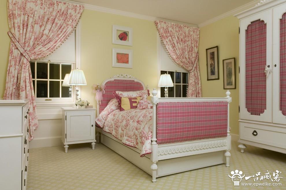 女生卧室装修设计秘诀 个性女生卧室装修设计
