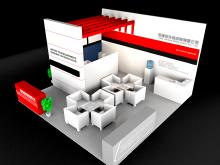 展会展览特装效果图设计