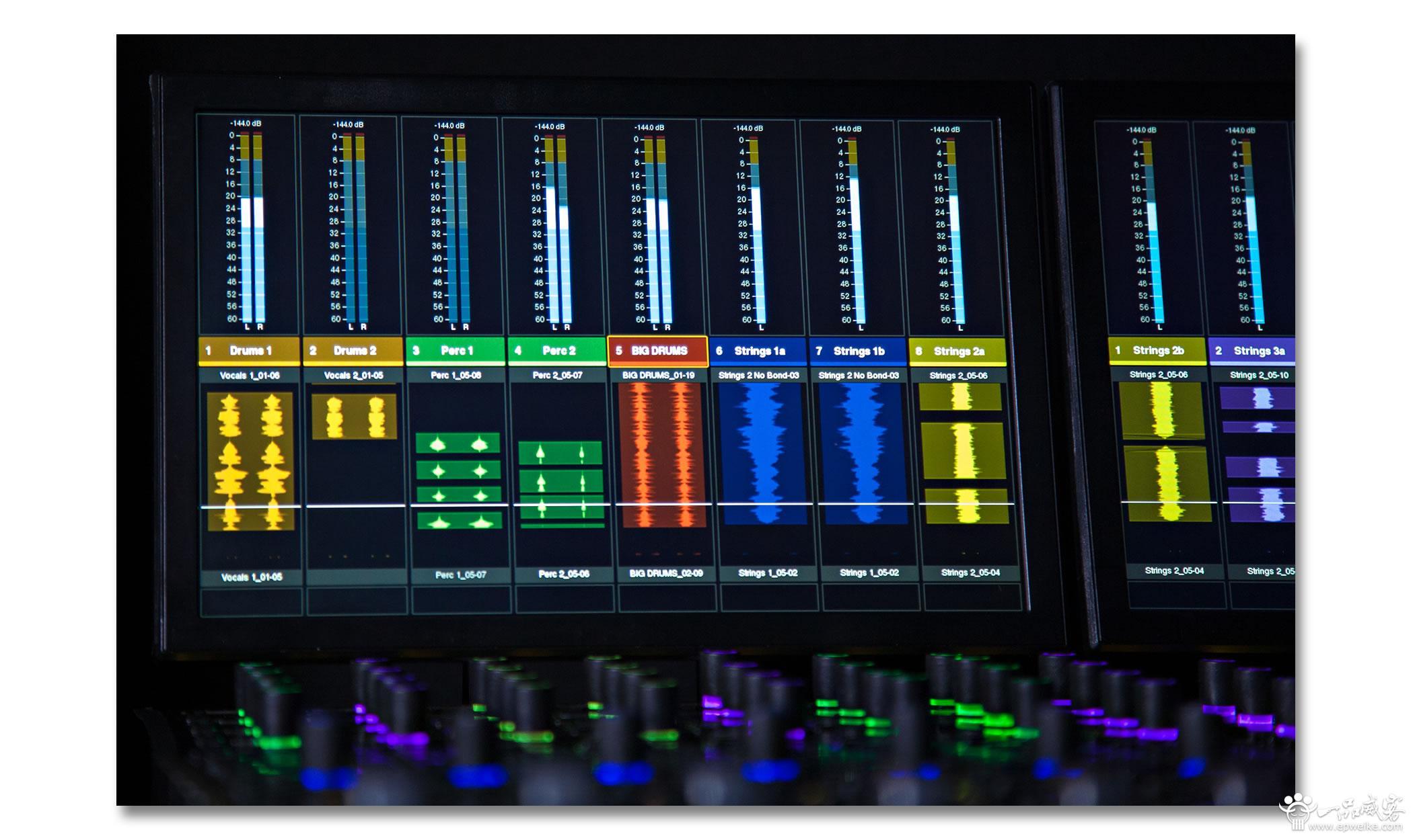 调音台的基本知识 音频制作中调音台的使用
