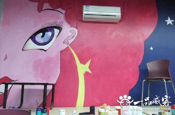 如何diy个性创意手绘墙 个性创意手绘墙设计方案