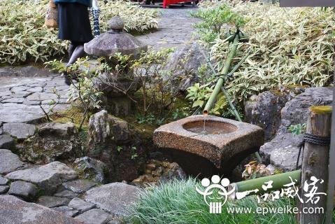 日式风格的别墅庭院景观设计