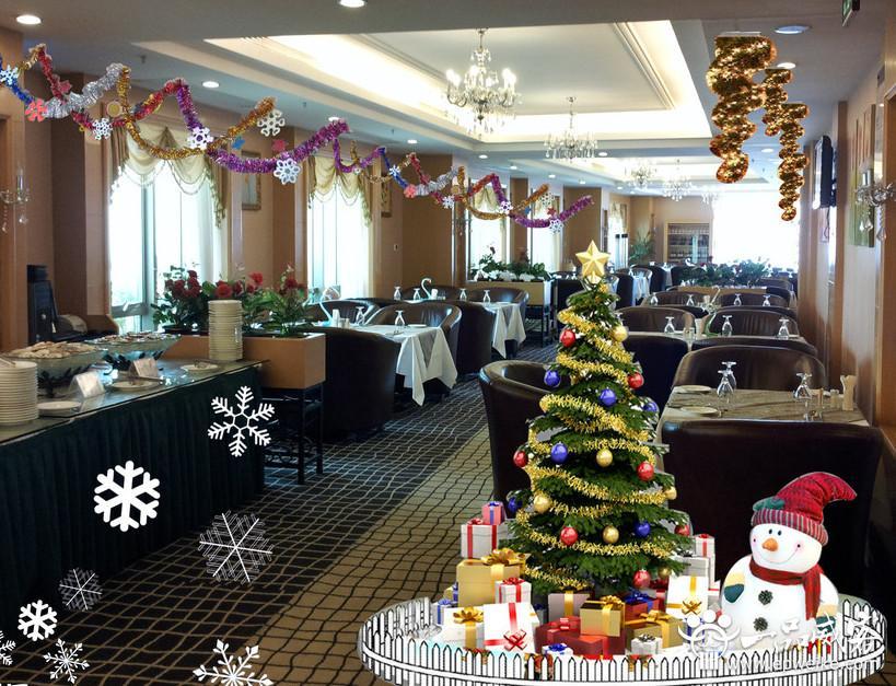 圣诞节餐厅如何装饰 餐厅圣诞节装饰方案