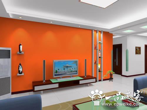 电视墙装修设计施工方法 做好电视墙装修设计功课