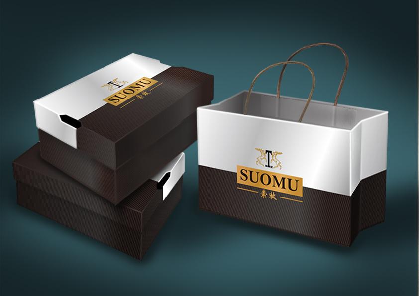 索牧高端鞋盒图片