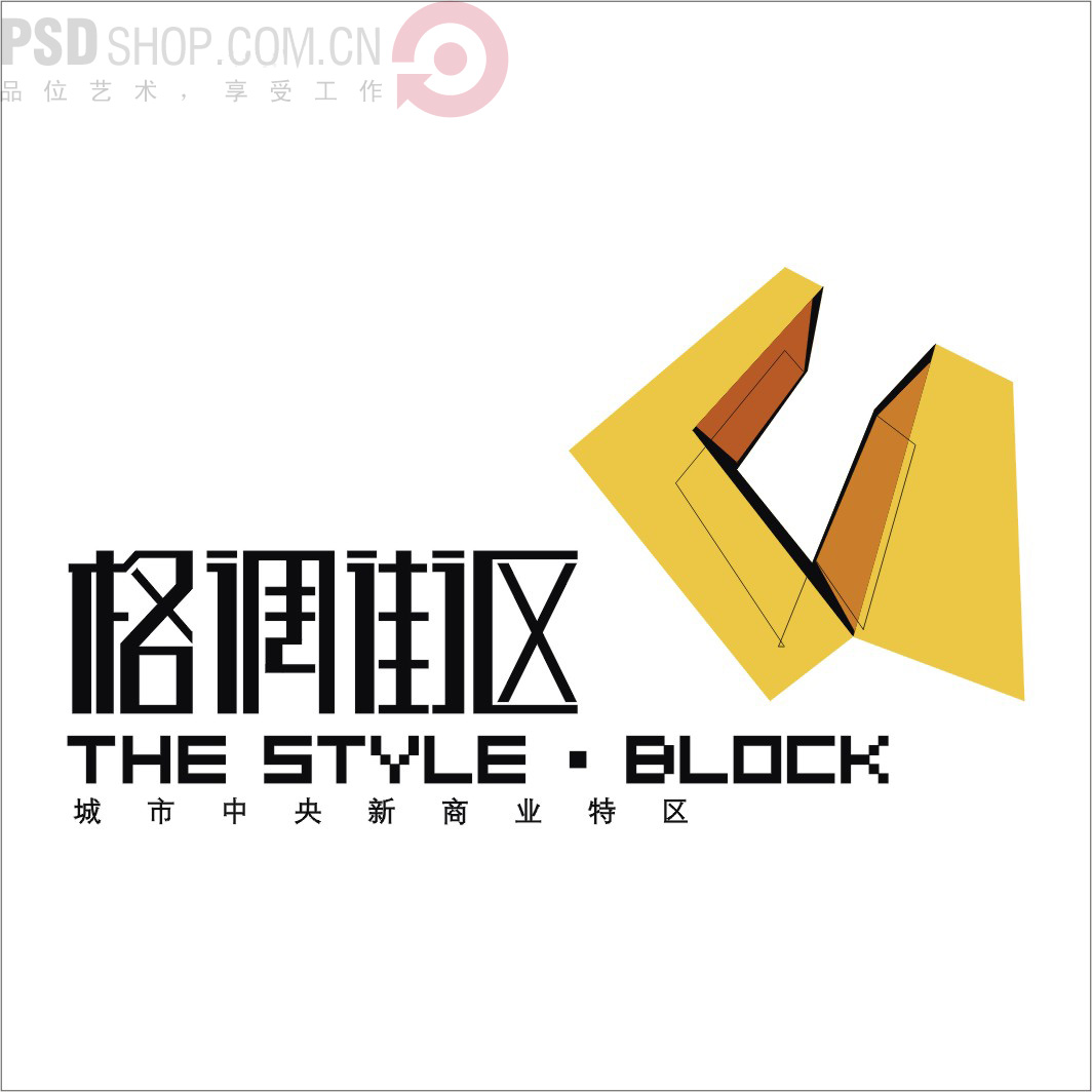 经典房地产logo_艺婕设计室