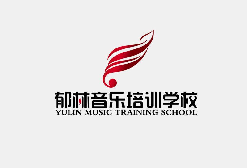 沈阳郁林音乐培训学校logo设计