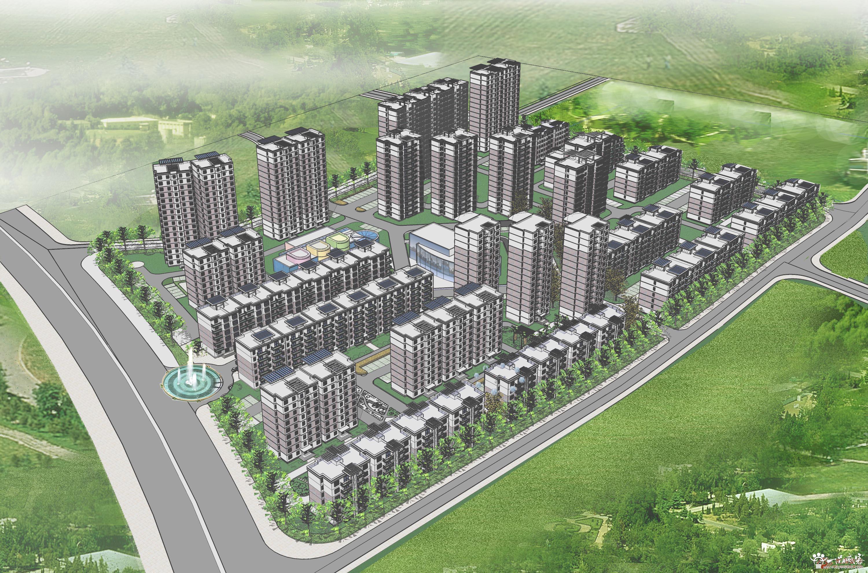 如何进行居住小区规划设计 居住小区规划设计主要步骤