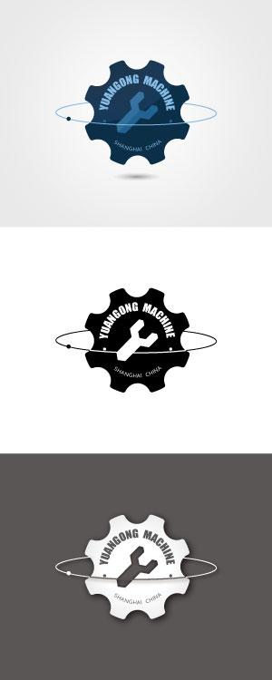 上海元功机械技术有限公司商标logo设计