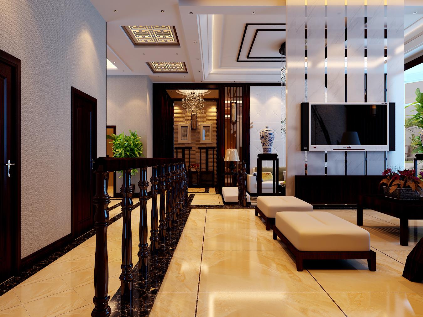 简中式家装设计