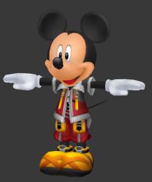 米老鼠模型