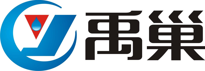 禹巢建筑材料公司logo及名片设计