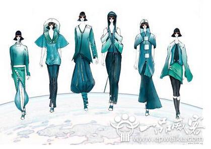 服装设计师基础必备 如何画好服饰设计图