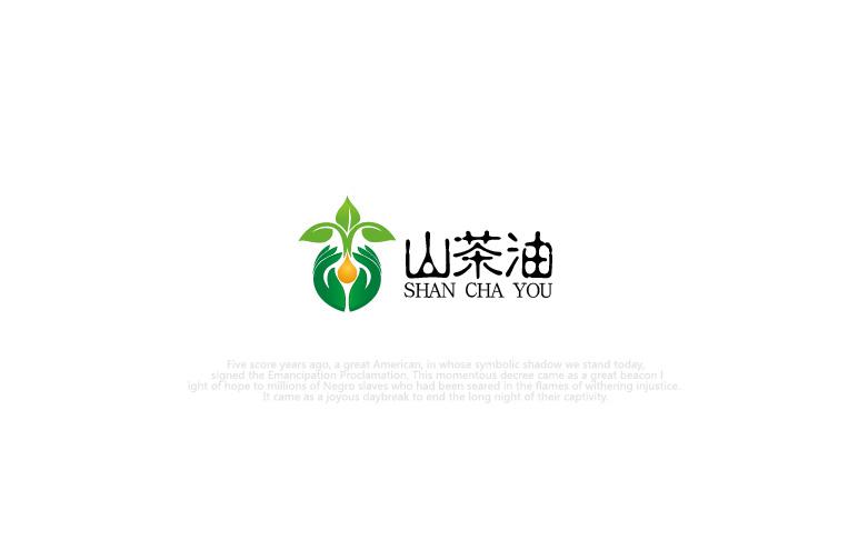 茶油公司vi及logo设计