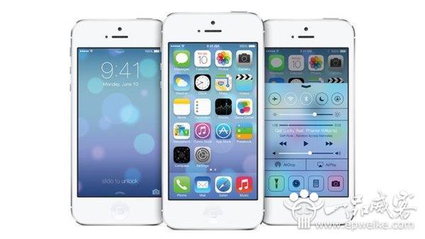苹果ios手机ui设计特点图片