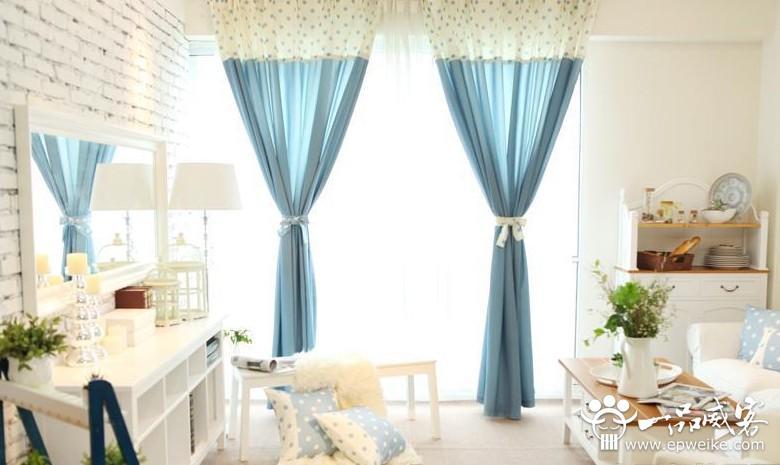 新房客厅窗帘装修效果图展示_看看窗户可以有多美?