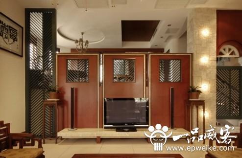 新中式别墅设计案例赏析 复古中国风经典远流传
