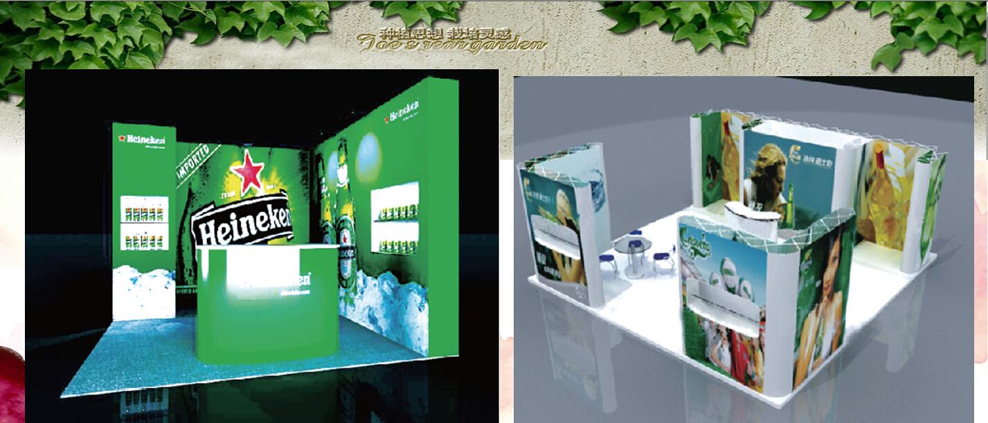 展示设计_上海意木广告有限公司案例展示