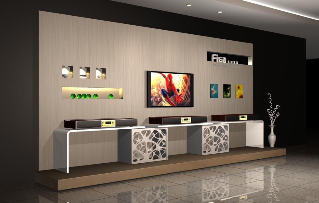 商场展示区设计