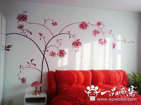 室内手绘墙画设计
