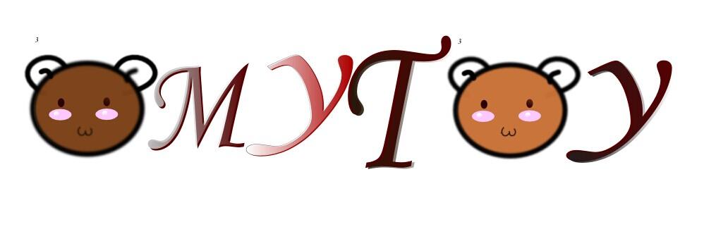 玩具网站logo设计