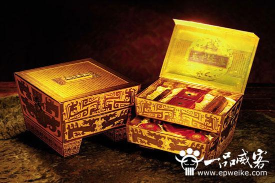 经典中秋月饼包装设计欣赏