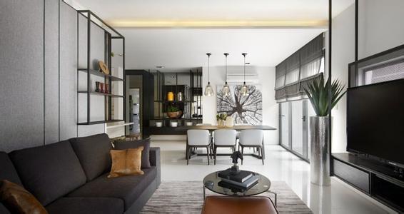 现代家装设计说明