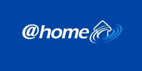 @home字体商标设计