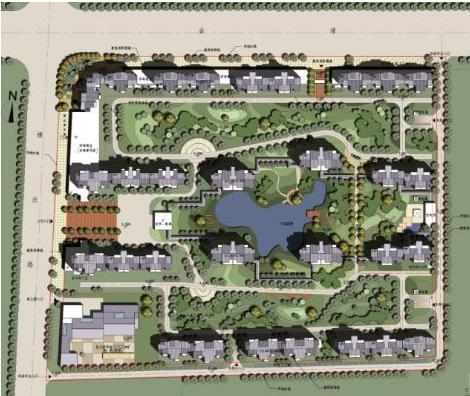 住宅小区规划设计