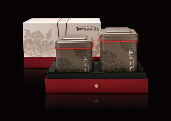茶叶包装的色彩设计欣赏