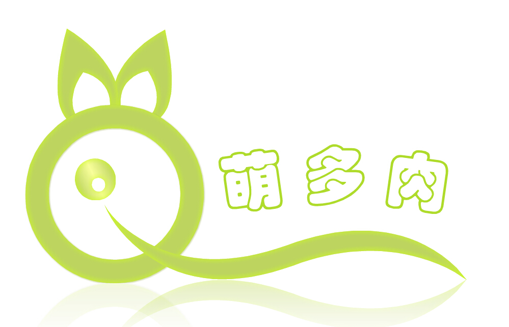 多肉植物创意工作室logo和外包装贴设计图片