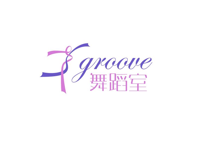 舞蹈室logo设计_logo设计