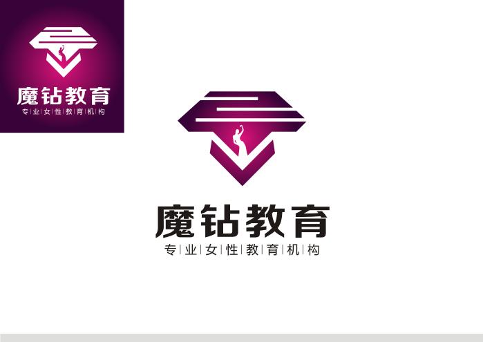 教育机构设计一商标_logo设计