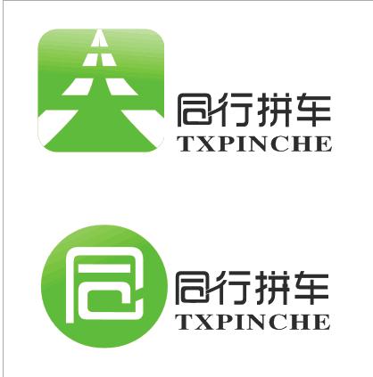 同行拼车logo设计_jsmind_logo设计_1557494_一品威客