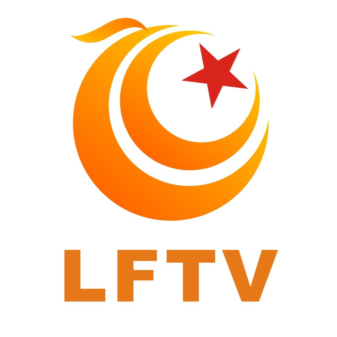来凤电视台logo
