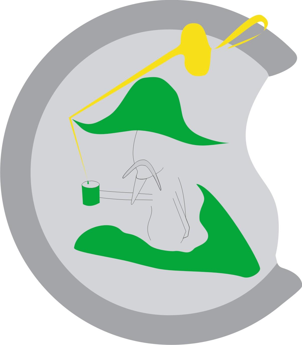 网络电商平台LOGO设计 百茶阁