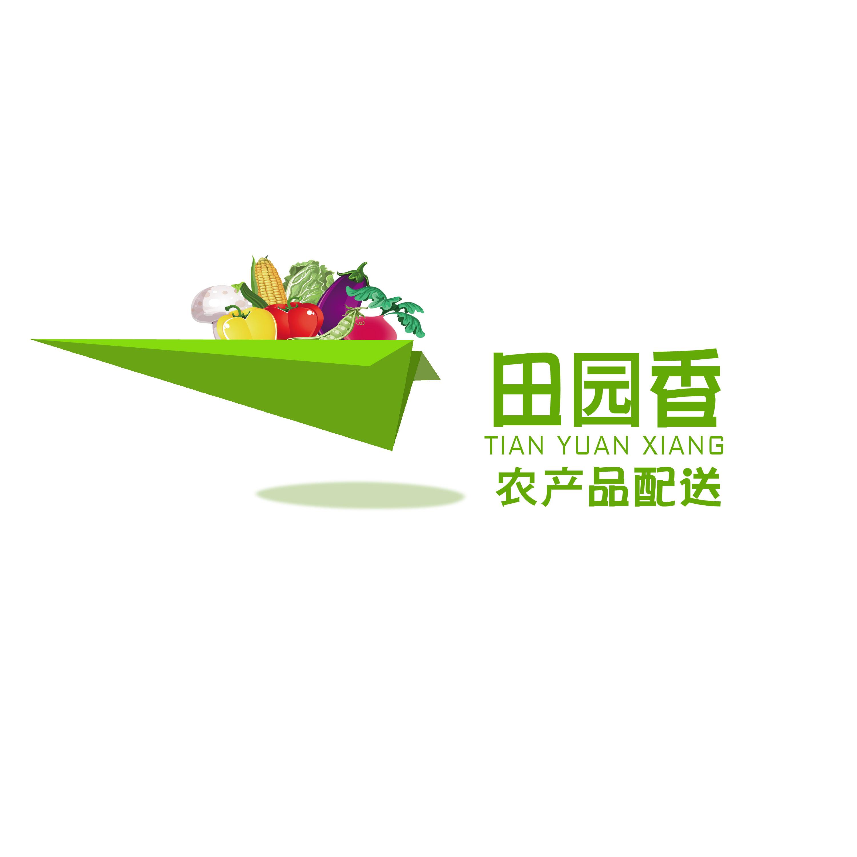 农产品配送logo设计