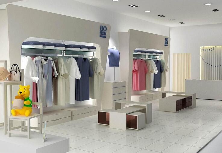 时尚女装店面装修设计重点分析