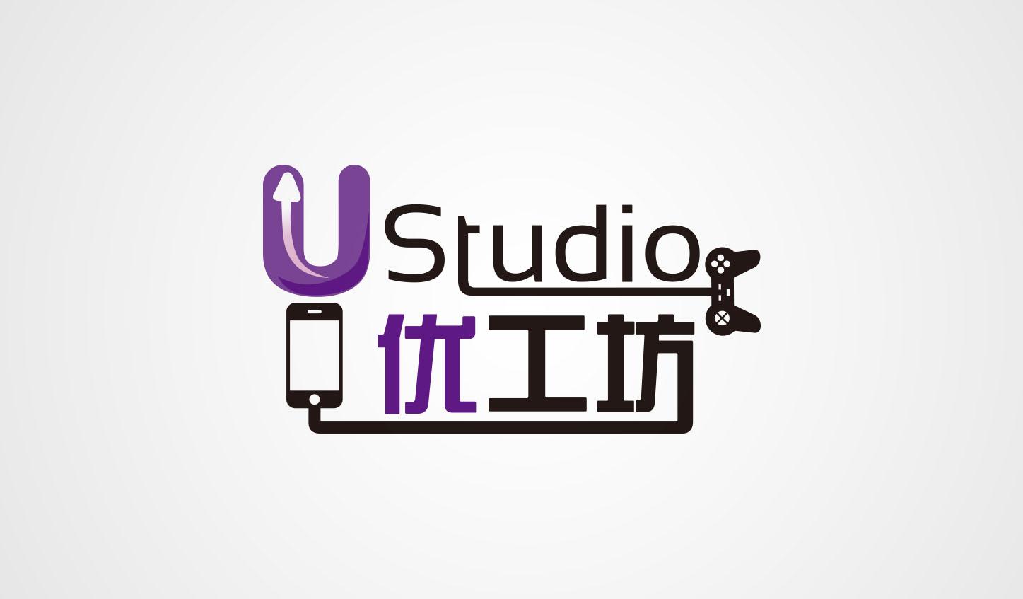 手游工作室logo设计