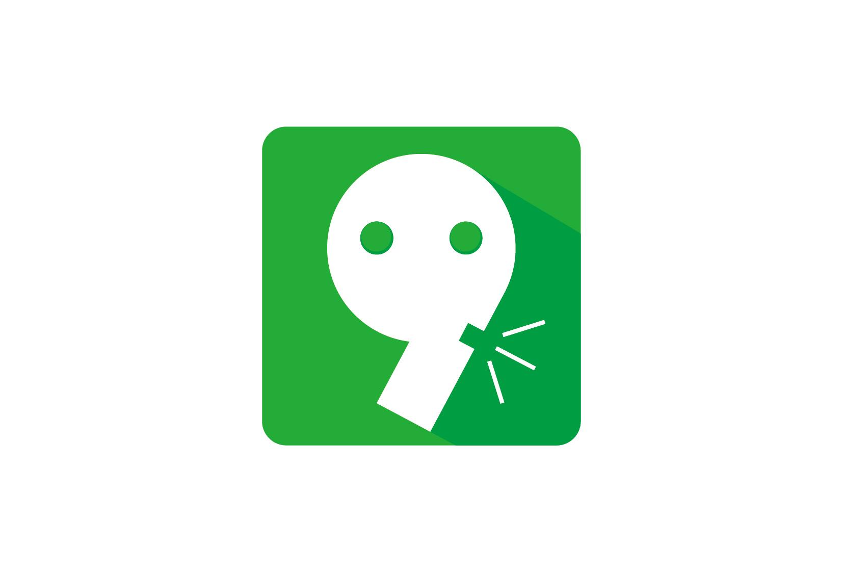 运动社交app软件logo设计