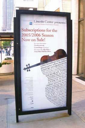 优秀的宣传海报设计作品赏析