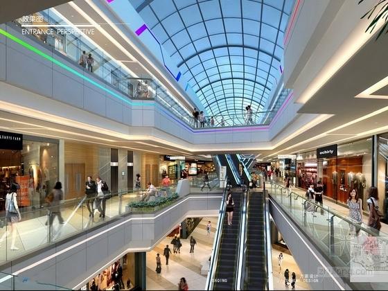 一些特定商铺的商场装修限制