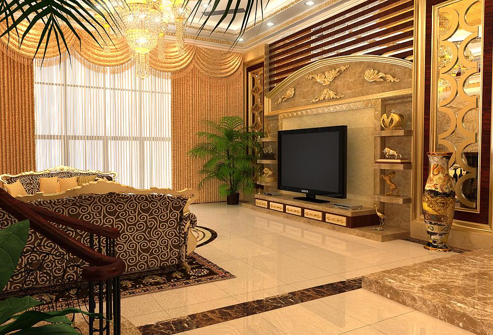 攻略 装修攻略 家居装修 别墅设计     要怎样才算是欧式豪华别墅设计