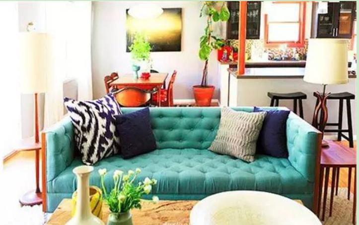 室内软装设计的灵魂—色彩